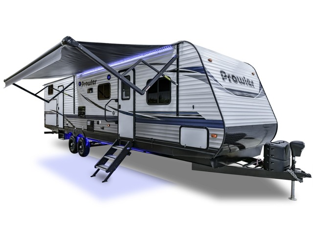 Custom Build & Price A Prowler Travel Trailer by Heartland