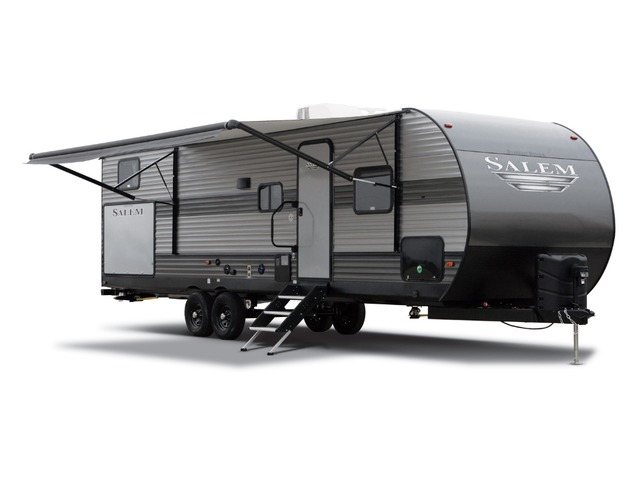 Custom Build & Price A Salem Travel Trailer by Forest River