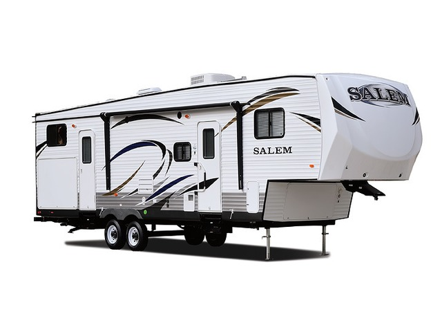 Custom Build & Price A Salem Fifth Wheel by Forest River