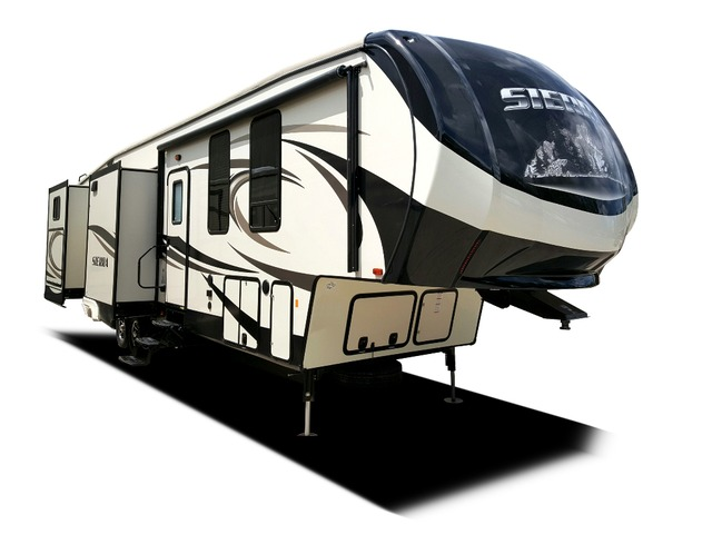 Custom Build & Price A Sierra Fifth Wheel by Forest River