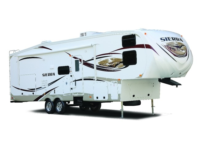 Custom Build & Price A Sierra Select Fifth Wheel by Forest River