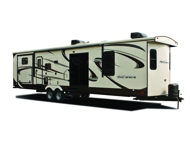 Custom Build & Price A Sierra Park Trailer by Forest River
