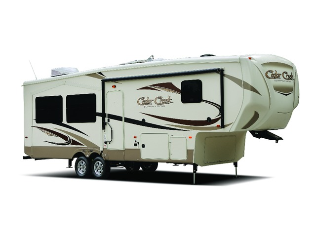 Custom Build & Price A Silverback Fifth Wheel by Forest River