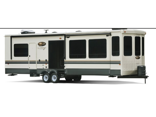 Custom Build & Price A Cottage Park Trailer by Forest River
