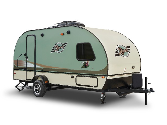 Custom Build & Price A R-Pod Travel Trailer by Forest River