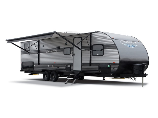 Custom Build & Price A Cruise Lite Travel Trailer by Forest River