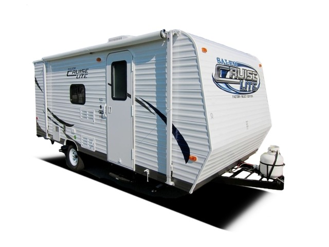 Custom Build & Price A Cruise Lite FSX Travel Trailer by Forest River