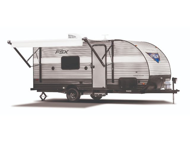 Custom Build & Price A Salem FSX Travel Trailer by Forest River