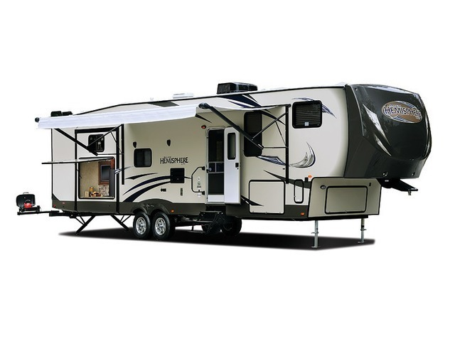Custom Build & Price A Hemisphere GLX Fifth Wheel by Forest River