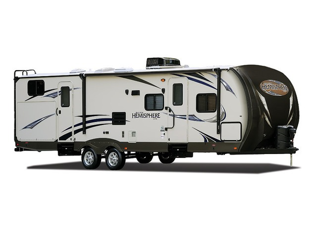 Custom Build & Price A Hemisphere Travel Trailer by Forest River