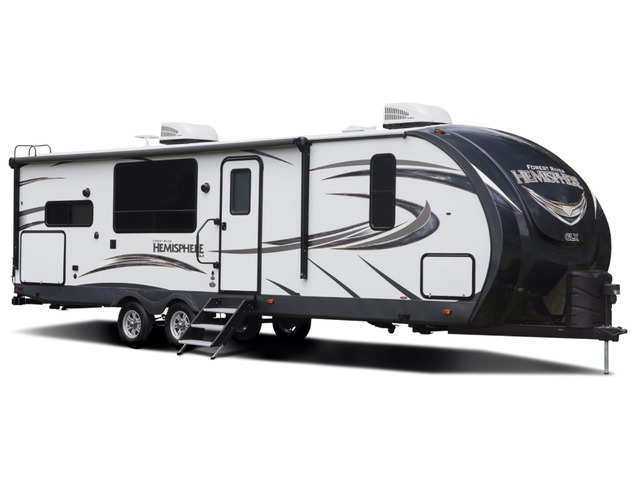 Custom Build & Price A Hemisphere GLX Travel Trailer by Forest River