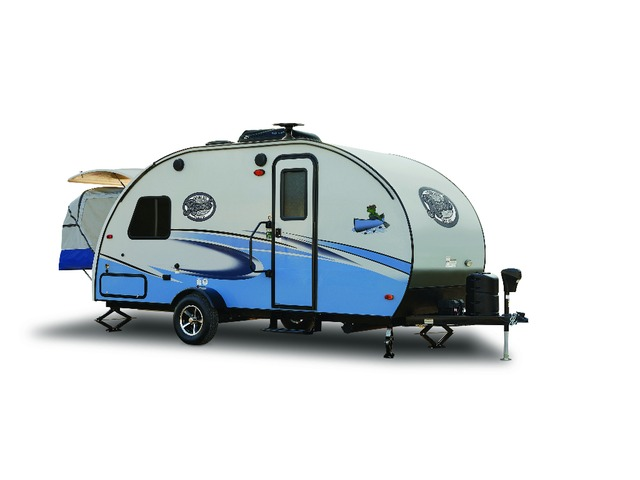 Custom Build & Price A R-Pod Hybrid Camper by Forest River