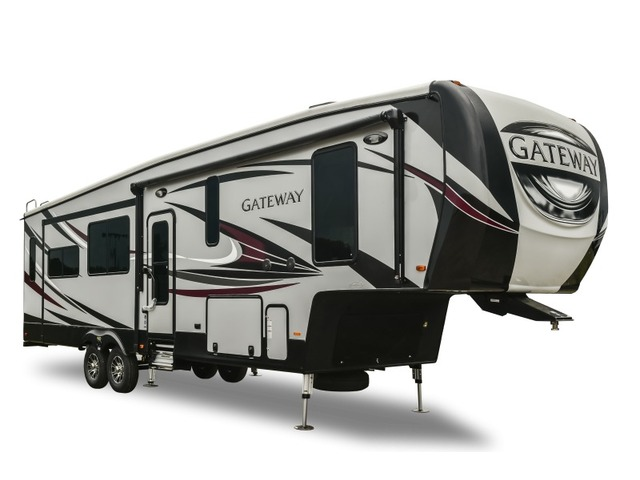 Custom Build & Price A Gateway Fifth Wheel by Heartland