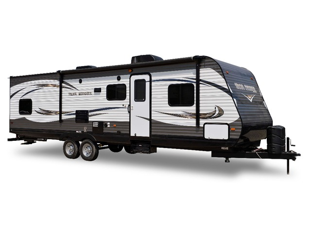 Custom Build & Price A Trail Runner SLE Travel Trailer by Heartland