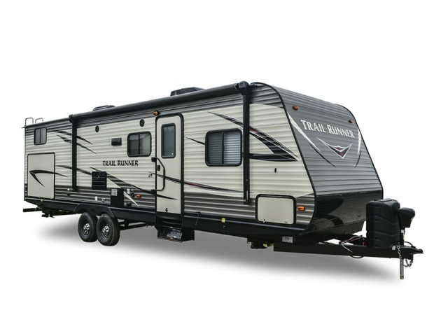 Custom Build & Price A Trail Runner Travel Trailer by Heartland