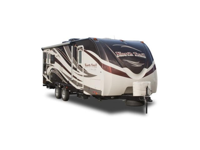 Custom Build & Price A North Trail Travel Trailer by Heartland