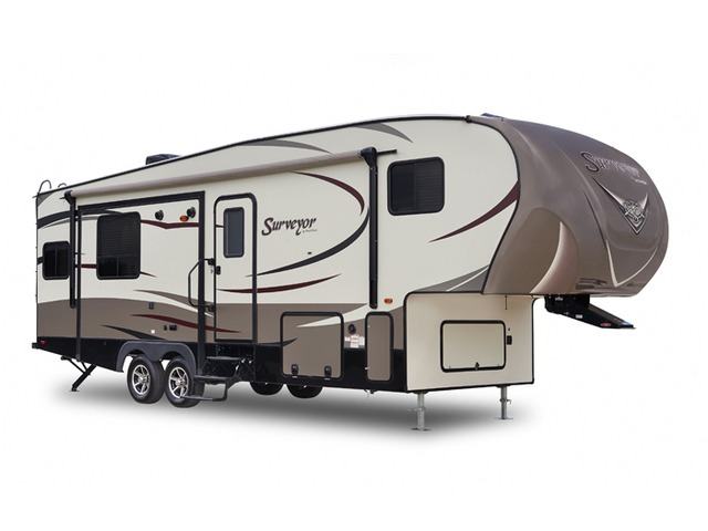 Custom Build & Price A Surveyor Fifth Wheel by Forest River
