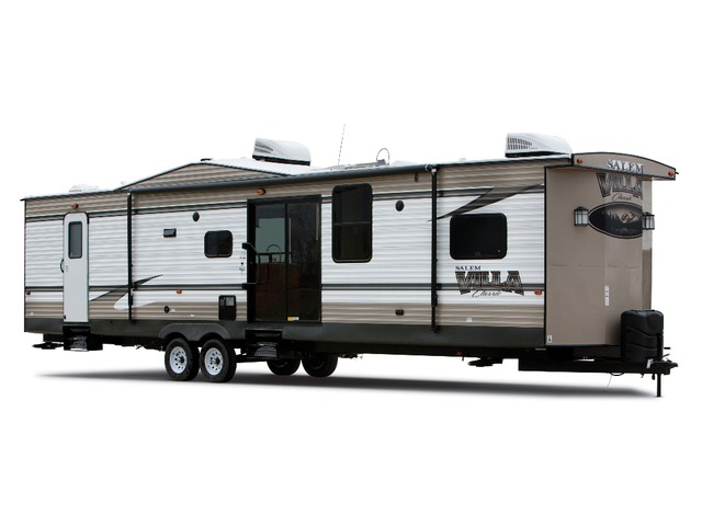 Custom Build & Price A Salem Villa Classic Park Trailer by Forest River