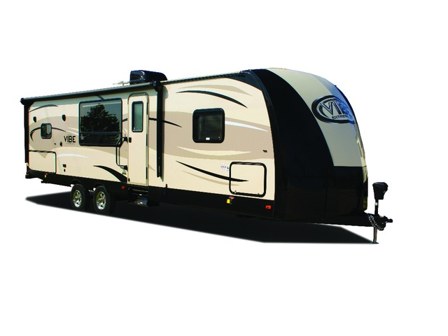 Custom Build & Price A Vibe Travel Trailer by Forest River