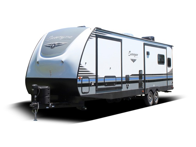 Custom Build & Price A Surveyor Travel Trailer by Forest River