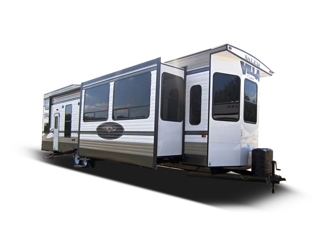 Custom Build & Price A Salem Villa Estate Park Trailer by Forest River