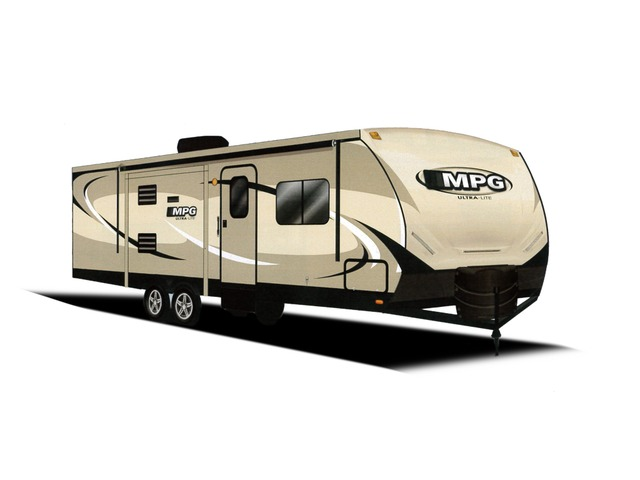 Custom Build & Price A MPG Travel Trailer by Cruiser RV
