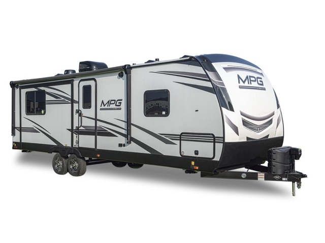 Custom Build & Price A MPG Travel Trailer by Cruiser RV