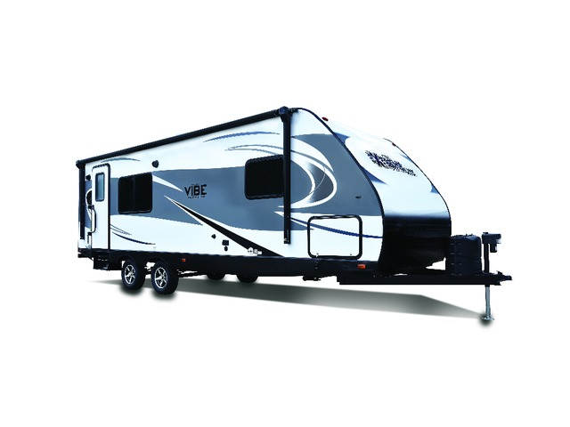 Custom Build & Price A Vibe Extreme Lite Travel Trailer by Forest River
