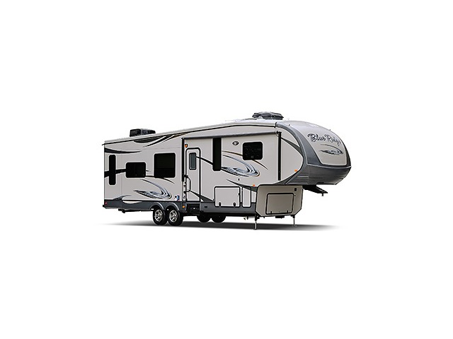 Custom Build & Price A Blue Ridge Fifth Wheel by Forest River