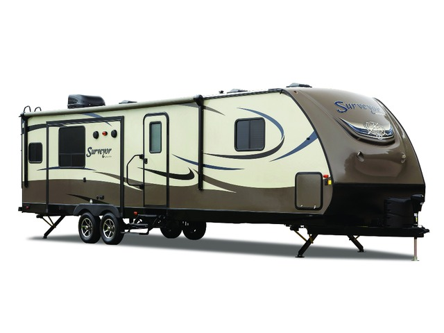 Custom Build & Price A Surveyor LE Travel Trailer by Forest River