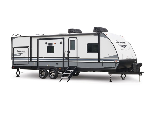 Custom Build & Price A Surveyor Legend Travel Trailer by Forest River