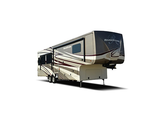 Custom Build & Price A Riverstone Legacy Fifth Wheel by Forest River