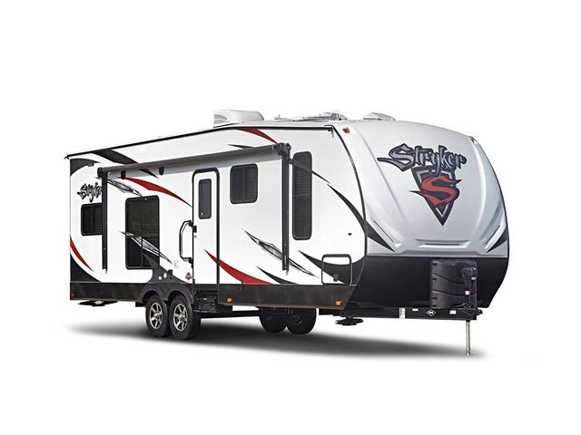 Custom Build & Price A Stryker Toy Hauler (Travel Trailer) by Cruiser RV