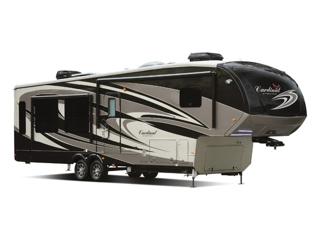 Custom Build & Price A Cardinal Luxury Fifth Wheel by Forest River