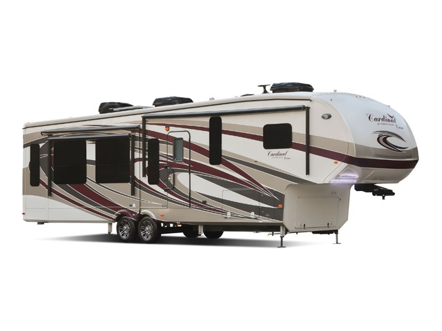 Custom Build & Price A Cardinal Estate Fifth Wheel by Forest River
