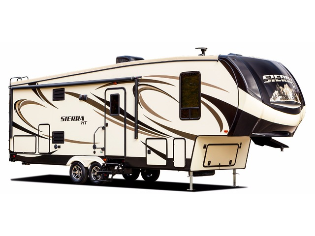 Custom Build & Price A Sierra HT Fifth Wheel by Forest River