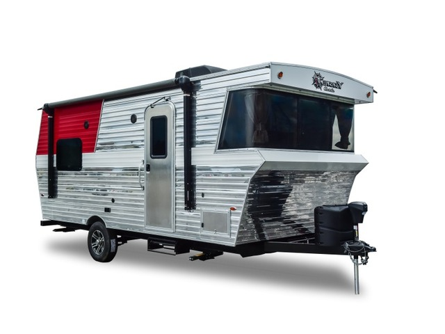 Custom Build & Price A Terry Classic Travel Trailer by Heartland