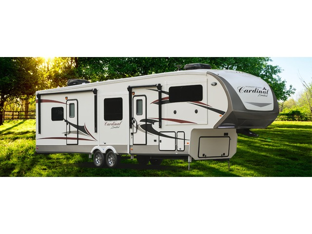 Custom Build & Price A Cardinal Limited Fifth Wheel by Forest River