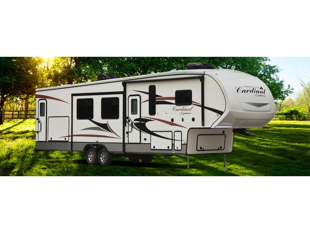 Custom Build & Price A Cardinal Explorer Fifth Wheel by Forest River