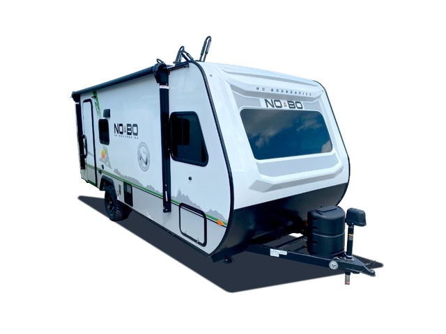 Custom Build & Price A No Boundaries (NOBO) Travel Trailer by Forest River
