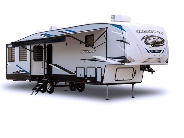 Custom Build & Price A Arctic Wolf Fifth Wheel by Forest River