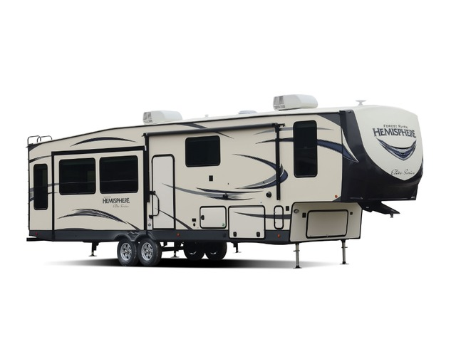 Custom Build & Price A Hemisphere Elite Fifth Wheel by Forest River