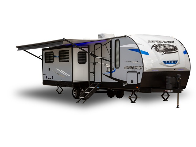 Custom Build & Price A Alpha Wolf Travel Trailer by Forest River