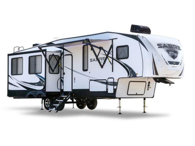 Custom Build & Price A Sabre SS150 Fifth Wheel by Forest River