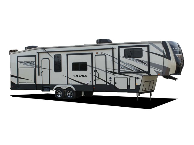 Custom Build & Price A Sierra C-Class Fifth Wheel by Forest River