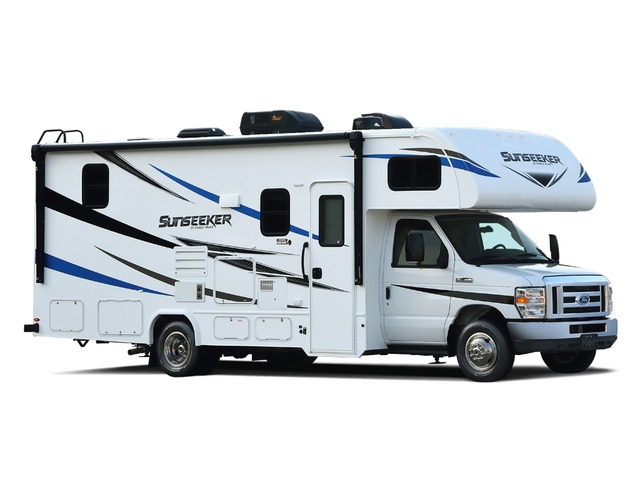 Custom Build & Price A Sunseeker Classic Class C Motorhome by Forest River