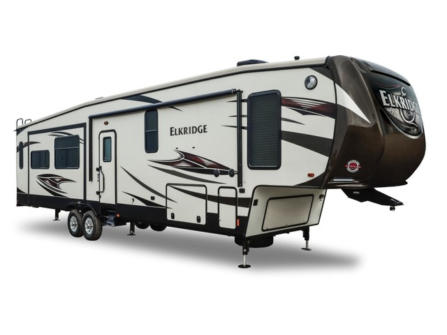 Custom Build & Price A Elkridge Fifth Wheel by Heartland