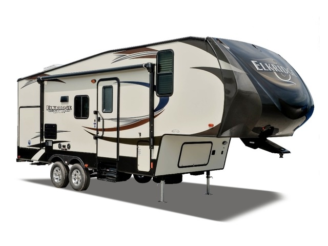 Custom Build & Price A Elkridge Light Fifth Wheel by Heartland