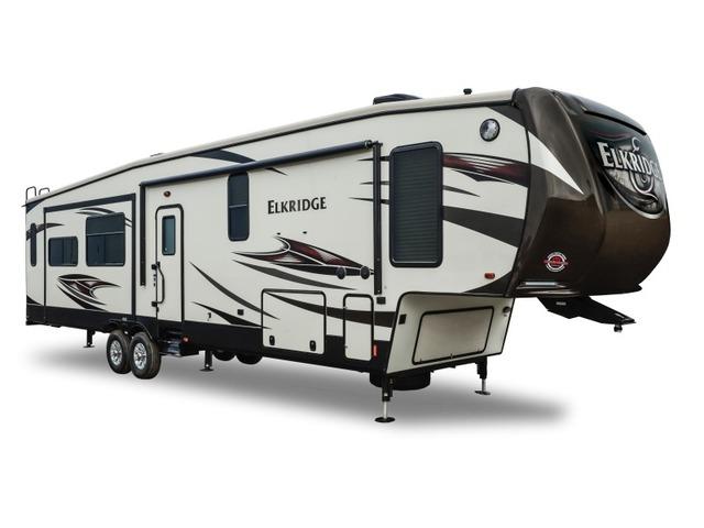Custom Build & Price A Elkridge Xtreme Light Fifth Wheel by Heartland