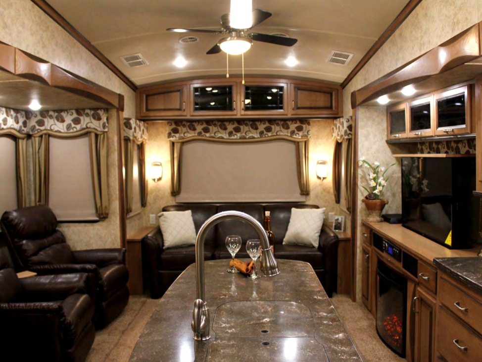 Cottage 40cfe2 Park Trailers By Forest River Build Amp Price